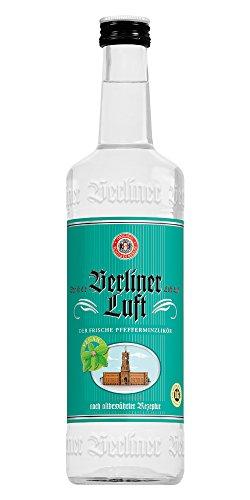 Berliner Luft Pfefferminz Likoer Kräuter - 1 x 0.7 l