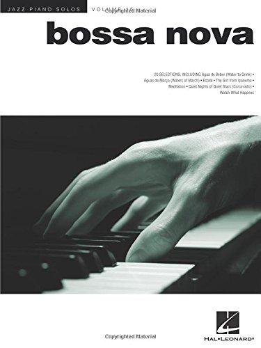 Bossa Nova Jazz Piano Solo