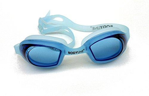 BODYLINE Goggles Olympic Pool Schwimmbrille Zubehör Schwimmen