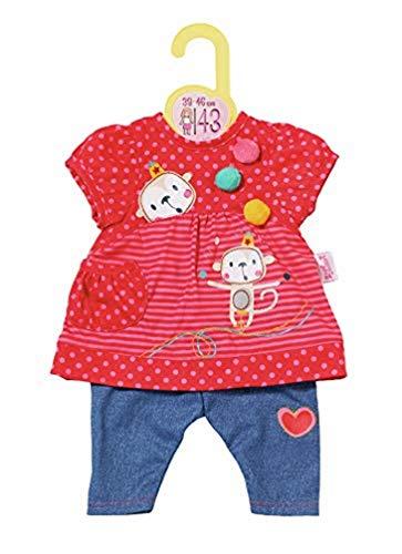Zapf Creation 870365 Dolly Moda Hängerchen mit...