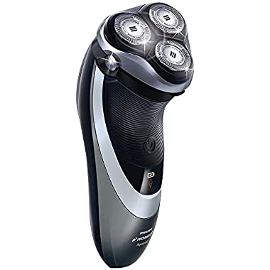Philips Norelco AT880 SmartPivot Aquatec PowerTouch Rechargeable Cordless Razor w/Extra shaving head pack