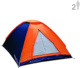 NTK Panda 2 Person 6.7 by 4.7 Foot Sport Camping Dome...