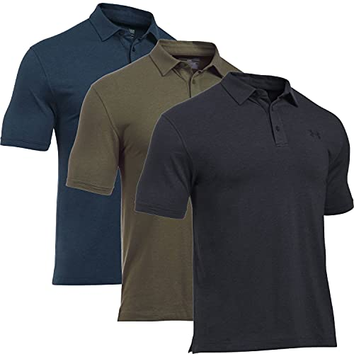 Under Armour 1290430-390 Tactical T-Shirt, Marine Od Green, FR : L (Taille Fabricant : L)