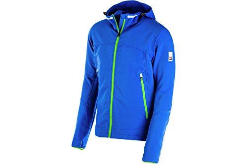 WÜRTH MODYF Summer Softshelljacke: Die Softshellweste bietet einen top max. Bewegungsfreiheit bei jeder Tätigkeit. Die Jacke ist in L & blau verfügbar.