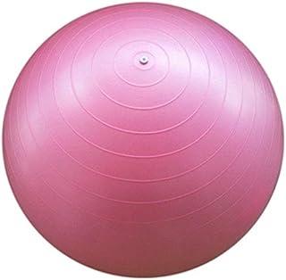 Aerobic ball and yoga 90 cm, Fitness World, floral
