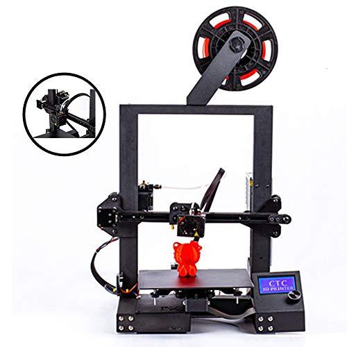 Kit stampante AA+inks 3D Stampanti fai-da-te 220x220x225mm Dimensioni di stampa adatte per filamenti da 1,75 mm
