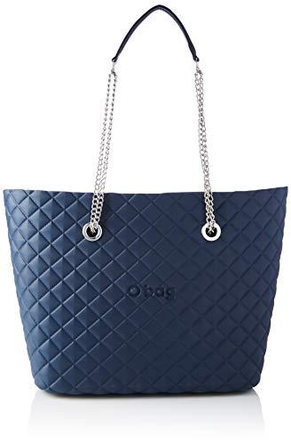 O Bag Urban - Bolso para mujer, color azul marino