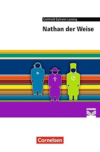 Cornelsen Literathek: Nathan der Weise: Empfohlen für die Oberstufe. Textausgabe. Text - Erläuterungen - Materialien (Cornelsen Literathek / Textausgaben)