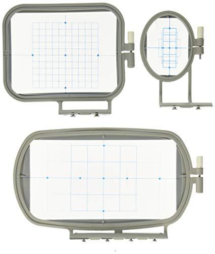 3in1 Embroidery Hoop Set Replaces SA431 SA432 SA434 For SE625 Machines