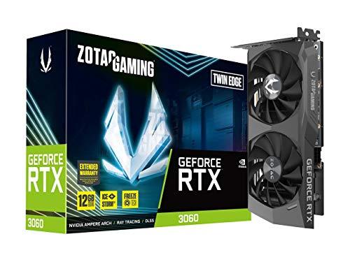 ZOTAC Gaming GeForce RTX 3060 Twin Edge...