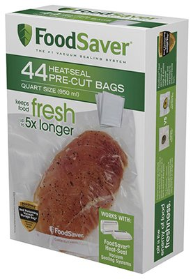 Great Features Of Foodsaver Bags Qt. 8 In. X 11 In.