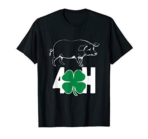 Fun 4-H Love Pigs Shirt T-Shirt