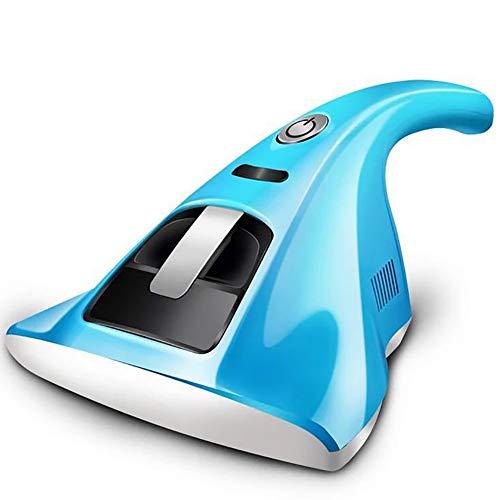 ATGY Matratzensauger Milben-Handstaubsauger Mit UV Licht Pink HEPA-Filter Milben Handstaubsauger Für Matratzen Sofa Kissen Teppiche,Blue