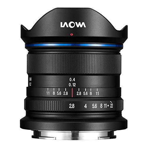 Laowa 9 mm f/2.8 Zero-D Canon EF-M SLR Objektiv (SLR, 15/10, Ultra-Weitwinkelobjektiv, Canon EF-M, Manuell, Canon)