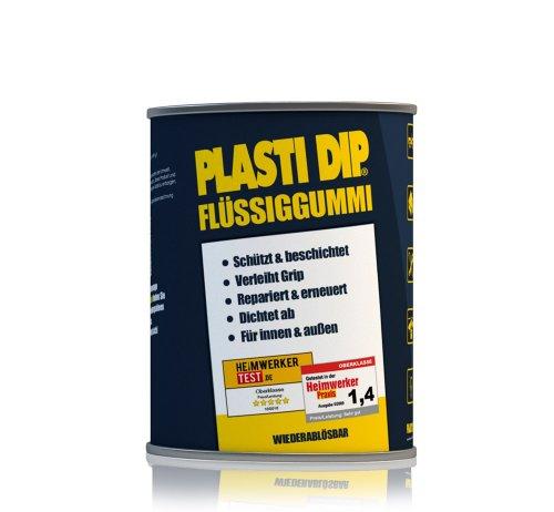 Plasti Dip 61001023 Flüssiggummi, Schwarz, 200g