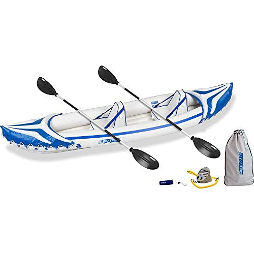 Sea Eagle Inflatable Portable Sport Kayak
