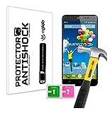 Protector de Pantalla Anti-Shock Anti-Golpe Anti-arañazos Compatible con Avenzo Xirius 5 5