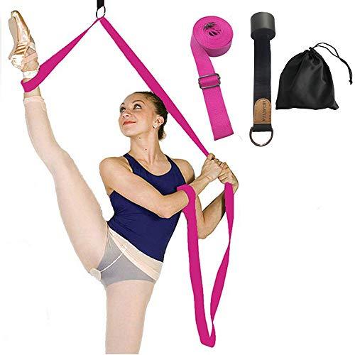 Door Leg Stretcher Band - Get More Flexible With The Door Flexibility...