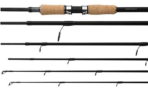 SHIMANO STC Dual Tip 2.50-2.10 m 7-21-14-40 g Cañas de Spinning Pesca Rio Señuelos
