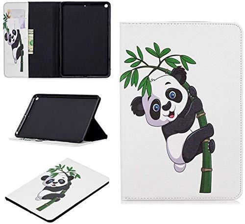 XXY Cajas De Tabletas para iPad Mini 5ª Generación 7.9 Pulgadas, Linda Panda Owl Butterfly Flower Flower Tablet Stay Stand Card Funda De Ranura Compatible con iPad Mini 5ª Generación (Color : 2)