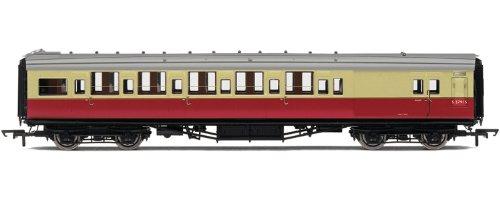 Hornby - R4346B - Fr. Maunsell 6 Compartiment 3e classe de frein (fenêtre en hauteur)