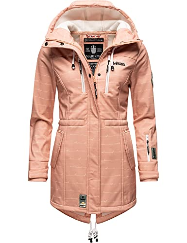 Jachetă softshell Marikoo - Top 10