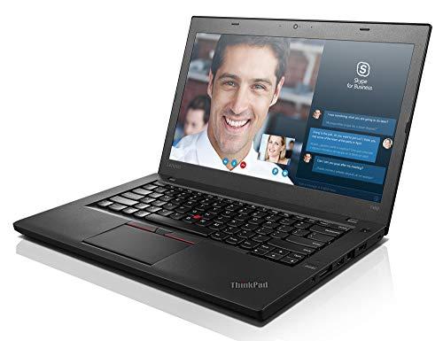 Lenovo ThinkPad T460 14 Zoll, Full HD, Intel Core i5 256GB SSD Festplatte 8GB Speicher Win 10 Pro (Generalüberholt)