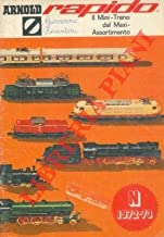 Catalogo mini-treni 1972/73, 1977/78.