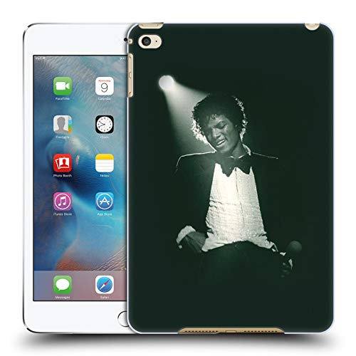 Head Case Designs Officially Licensed Michael Jackson Tuxedo Iconic Photos Hard Back Case Compatible with Apple iPad Mini 4
