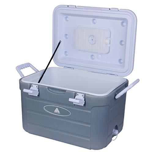 10T Kühlbox Fridgo Arona 30 L passive Thermobox PU Kühlbehälter Isolierbox warm & kalt