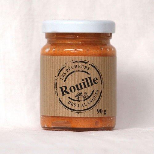 Rouille - Recette Provencale - nach altem provencalischen Rezept für Bouillabaisse und Fischsuppe