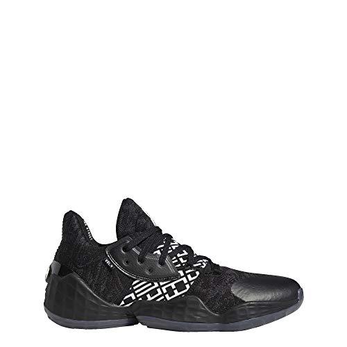 adidas Harden Vol. 4 Shoes Men's, Black, Size 5.5