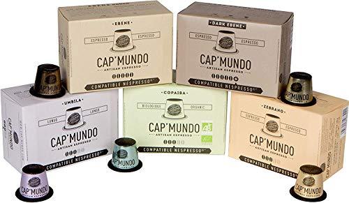 Cap' Mundo Pack Découverte 50 capsules - Capsules...