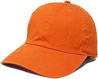 NEWHATTAN ニューハッタン 正規品 コットン ツイル ウォッシャブル キャップ 帽子 定番 別注 オリジナル 作成 刺繍 対応可 1400