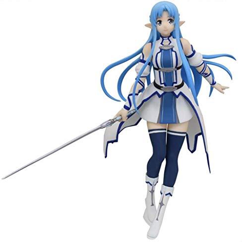 Luck7DZ Ichiban Yuuki Asuna/Titania ALO Sword Art Online 23cm sammelbare Tätigkeits-Abbildung Exquisite Box