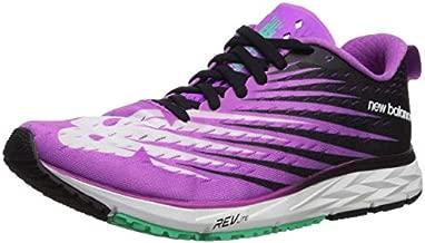 New Balance Women's 1500 V5 Running Shoe, Voltage Violet/Black, 12 B US
