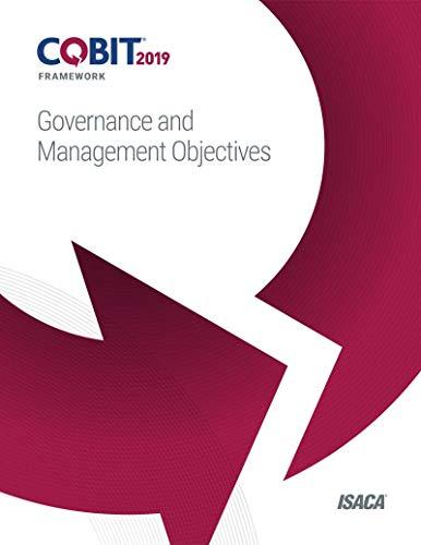COBIT 2019 Framework: Governance and Management Objectives
