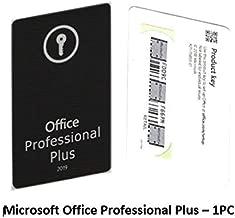 Microsoft Office 2019 Professional Plus - 1PC