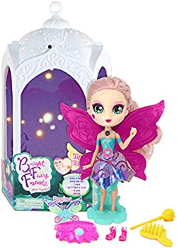Bright Fairy Friends Light Up Queen Fashion Doll