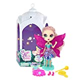Hada BFF Reina - Muñeca Queen Light Regina con Luces mágicas, Accesorios y Farol | Bright Fairy Friends