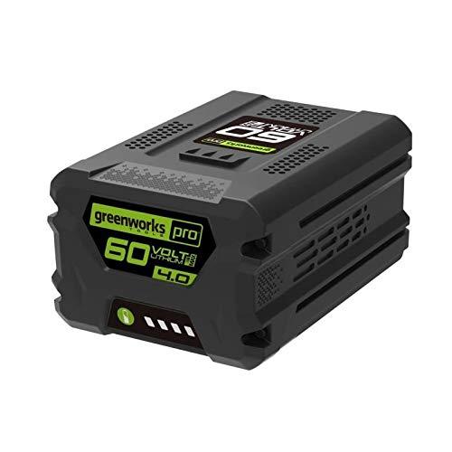 ampiezza di taglio 25-30 cm 40.0 volts Greenworks Tools 21107 40V Tagliaerba e tagliabordi a batteria