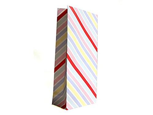 InviteMe 10 bolsas de papel para regalo de la serie Colored Carnival.
