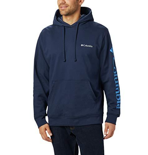 Columbia SWEATER フード付きスウェットシャツ メンズ US サイズ: Small カラー: ブルー