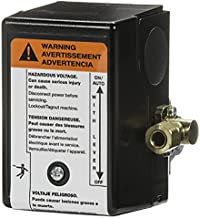 Ingersoll-Rand 23474570 Pressure Switch for Two Stage Compressor, Brown/a