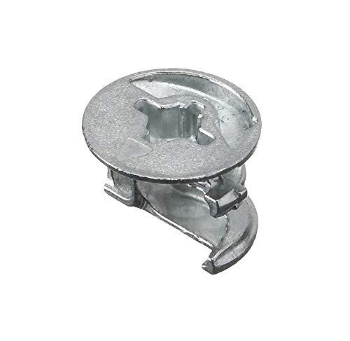 15mm X 12mm Möbelverbinder Exzenter Schrank Verbinder satz von 10