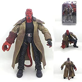 Hellboy Figure Action Figure Collectible Gift Toy 7 inch