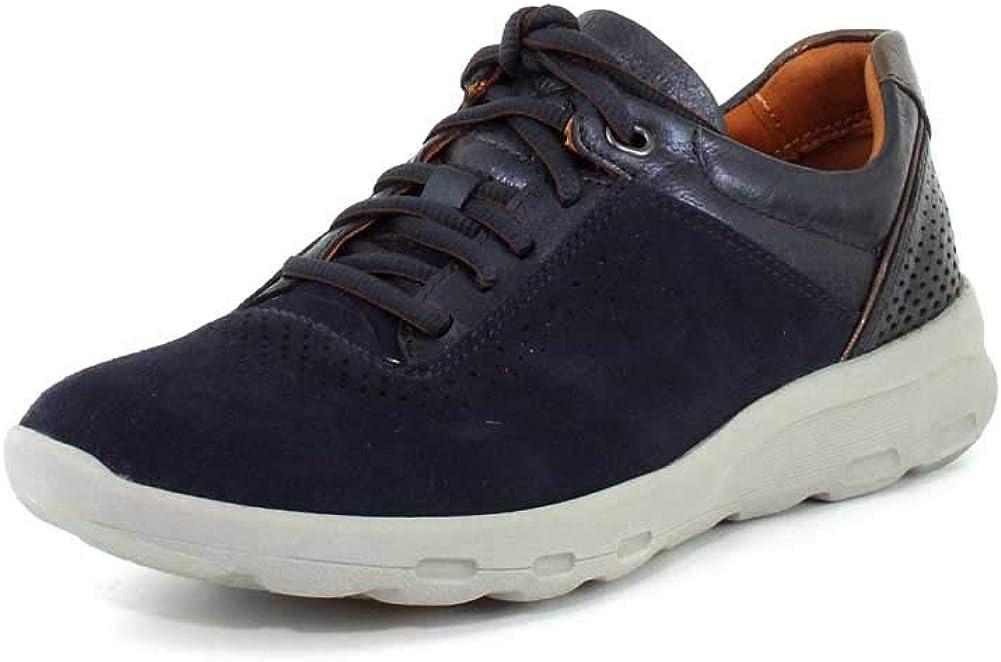Rockport Womens Lets Walk W Ubal Sneaker
