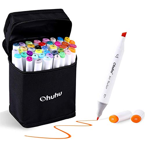 Rotulador permanente de graffiti de Ohuhu®