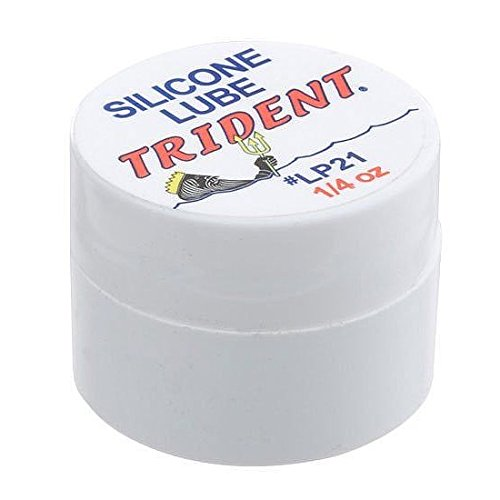 Trident Silicone Grease 1/4 oz. Jar