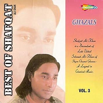 Best of Shafqat Ali Khan, Vol. 3